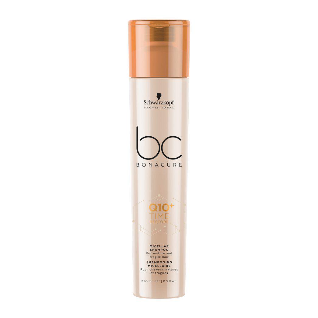 Schwarzkopf Professional - BC Bonacure - Q10+ Time Restore - Shampoo Micelar 250 ml