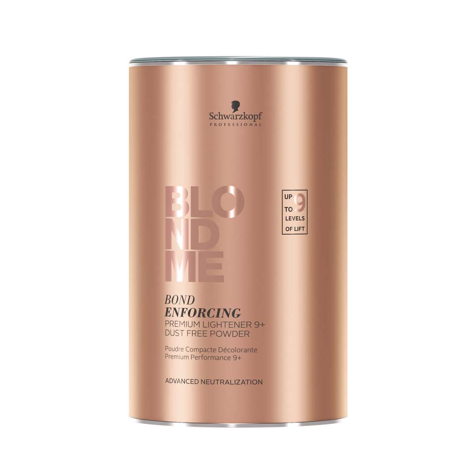 Schwarzkopf Professional BlondMe Bond Enforcing Pó Descolorante Premium 450g