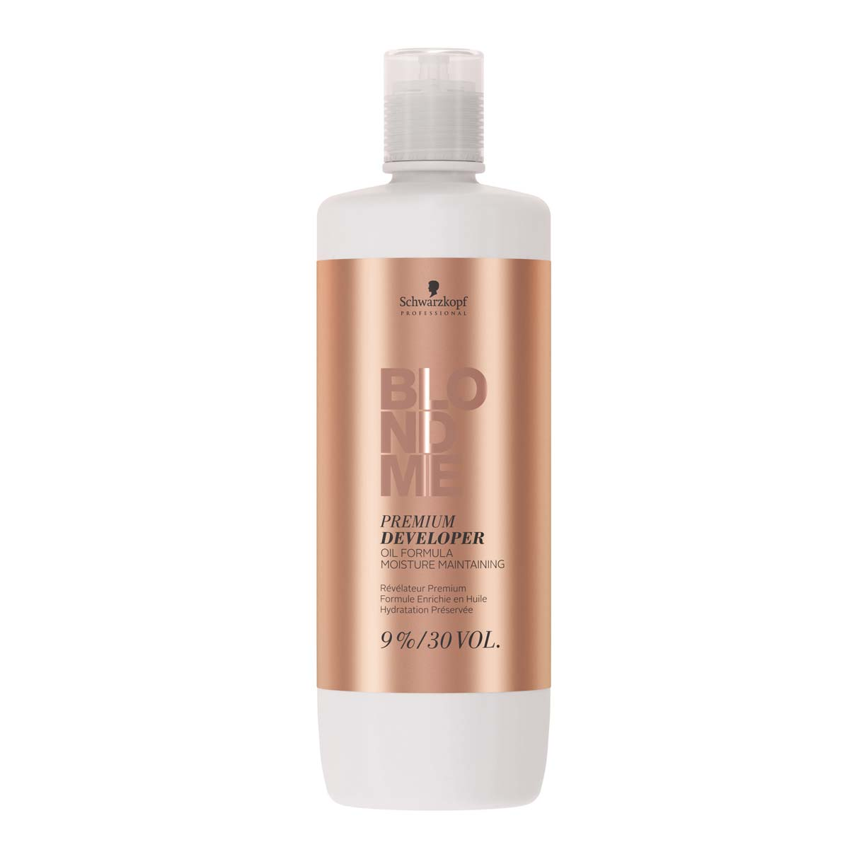 Schwarzkopf Professional BlondMe Loção Ativadora Premium 9% 30 Vol 1000ml