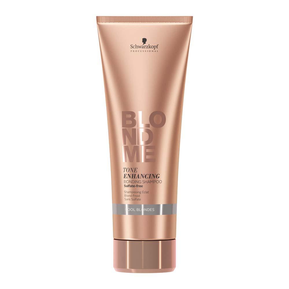 Schwarzkopf Professional BlondMe Tone Enhancing Shampoo para Louros Frios 250ml