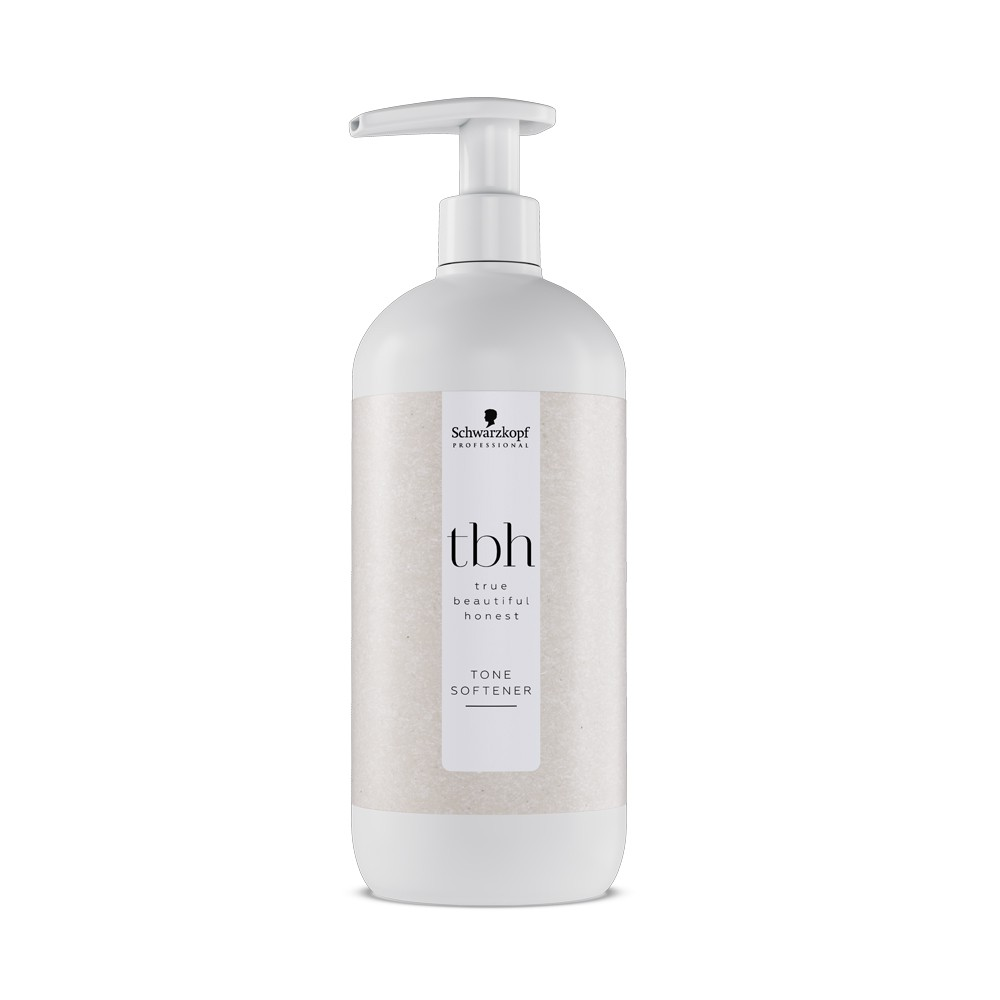 Schwarzkopf TBH True Beautiful Honest Diluidor de Tom Tone Softener 1000ml