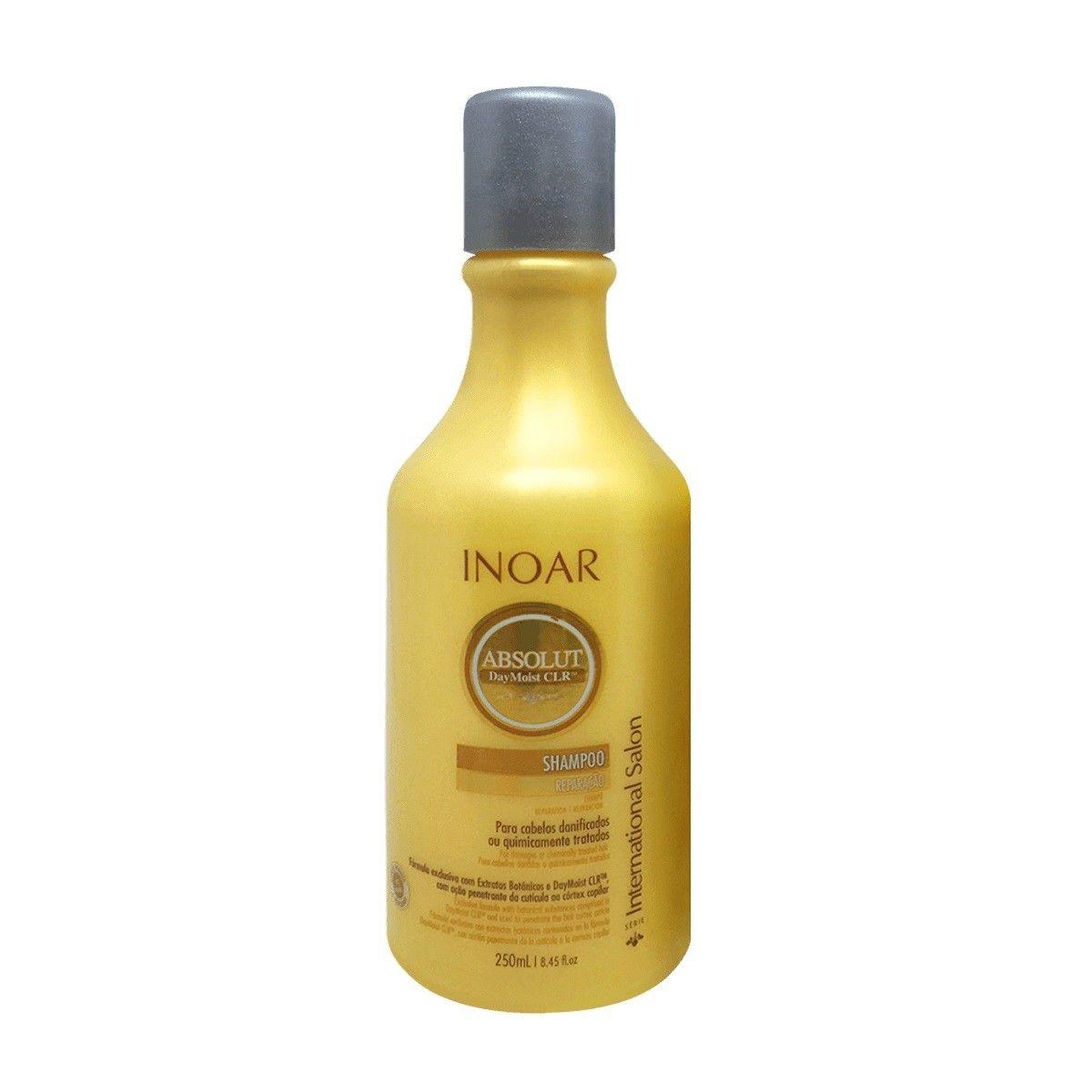 Inoar Shampoo Absolut DayMoist CLR - 250ml