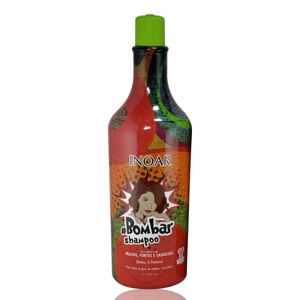 Inoar Shampoo Bombar - 1L