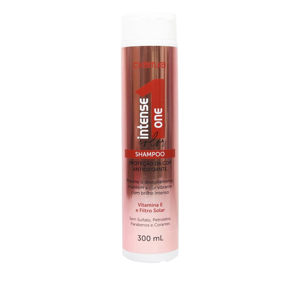 C.Kamura Shampoo Intense One Color Proteção Da Cor 300 ML