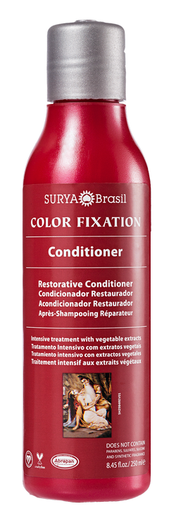Surya Brasil Condicionador Color Fixation Restaurador - 250ml
