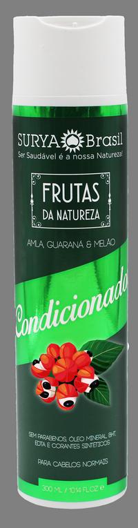 Surya Brasil Condicionador Frutas da Natureza Amla, Guaraná e Melão - 300ml