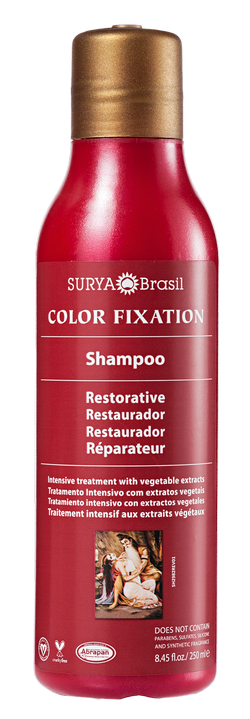 Surya Brasil Shampoo Color Fixation Restaurador - 250ml