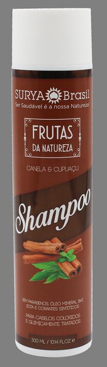 Surya Brasil Shampoo Frutas da Natureza Canela e Cupuaçu - 300ml