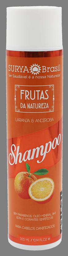 Surya Brasil Shampoo Frutas da Natureza Laranja e Andiroba - 300ml