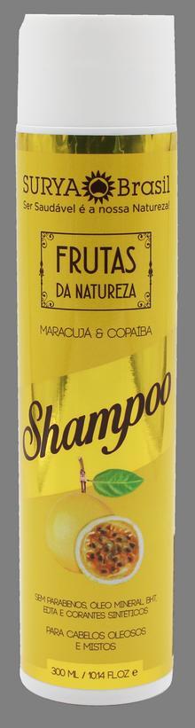 Surya Brasil Shampoo Frutas da Natureza Maracujá e Copaíba - 300ml