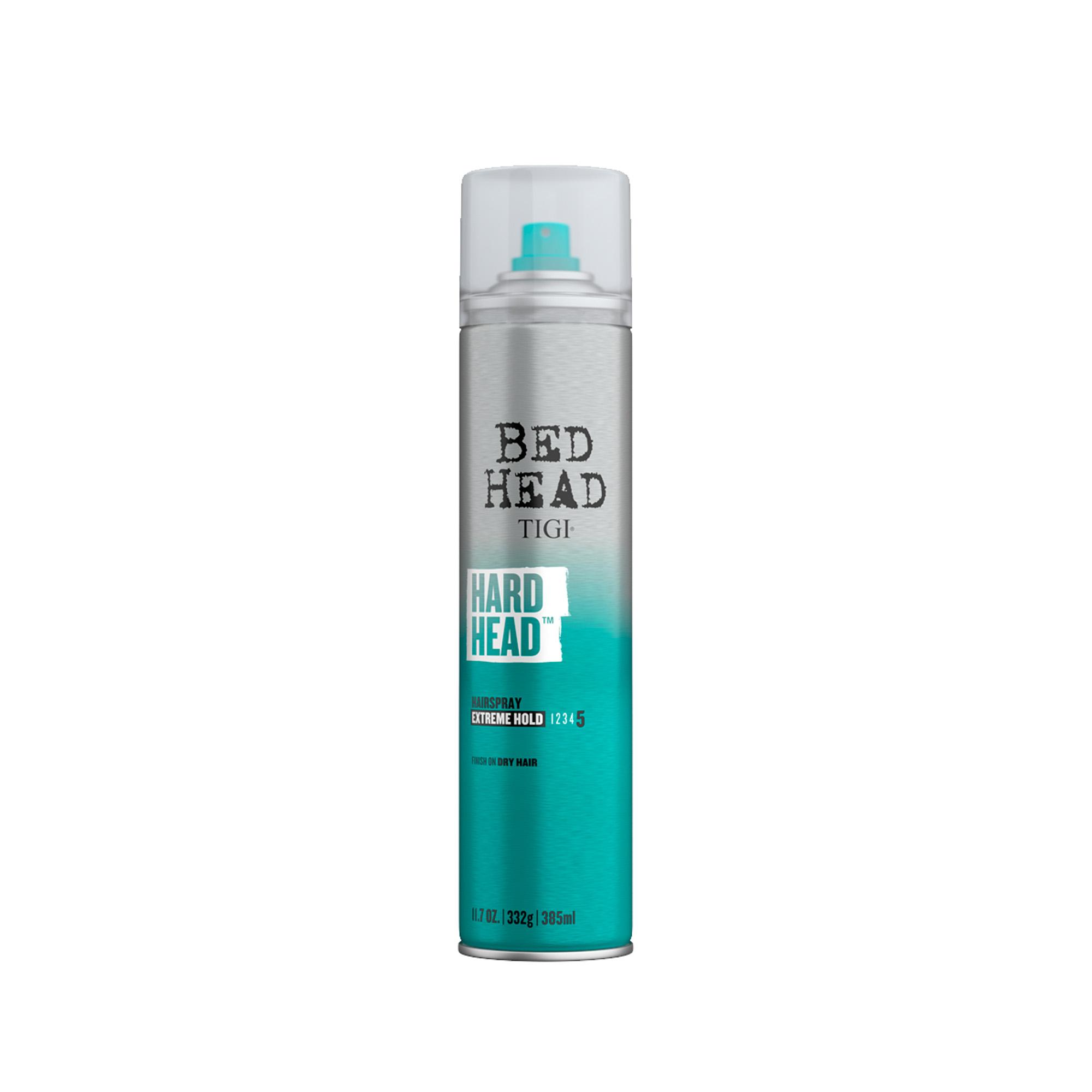Tigi Bed Head - Hard Head - Spray de Alta Fixação 385 ml