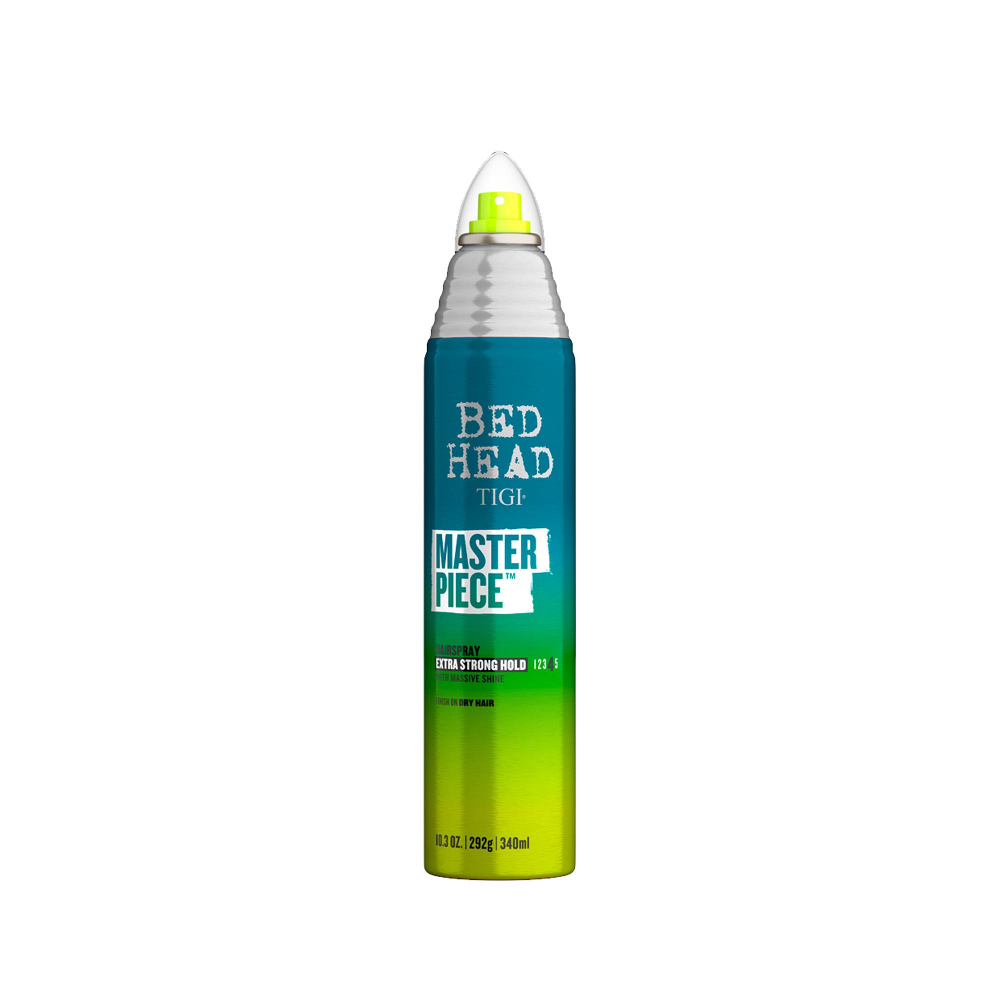 Tigi Bed Head - Masterpiece - Spray de Fixação e Brilho 340 ml