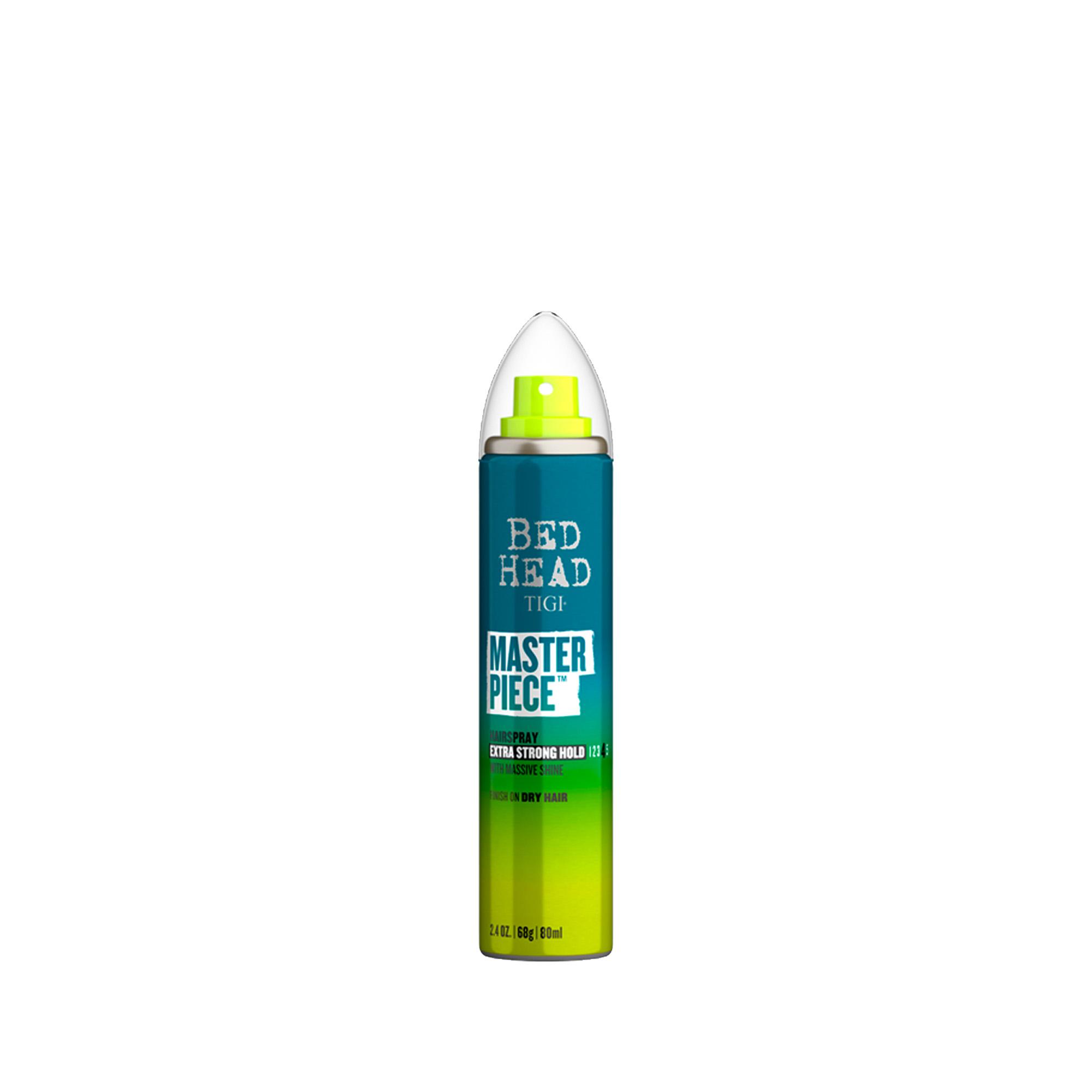 Tigi Bed Head - Masterpiece - Spray de Fixação e Brilho 80 ml