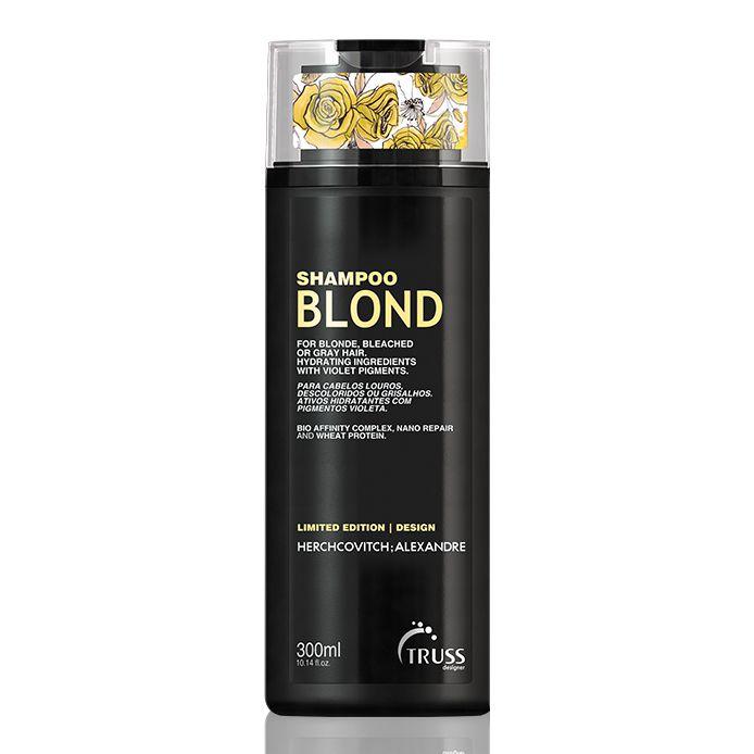 Truss Alexandre Herchcovich Shampoo Blond 300ml