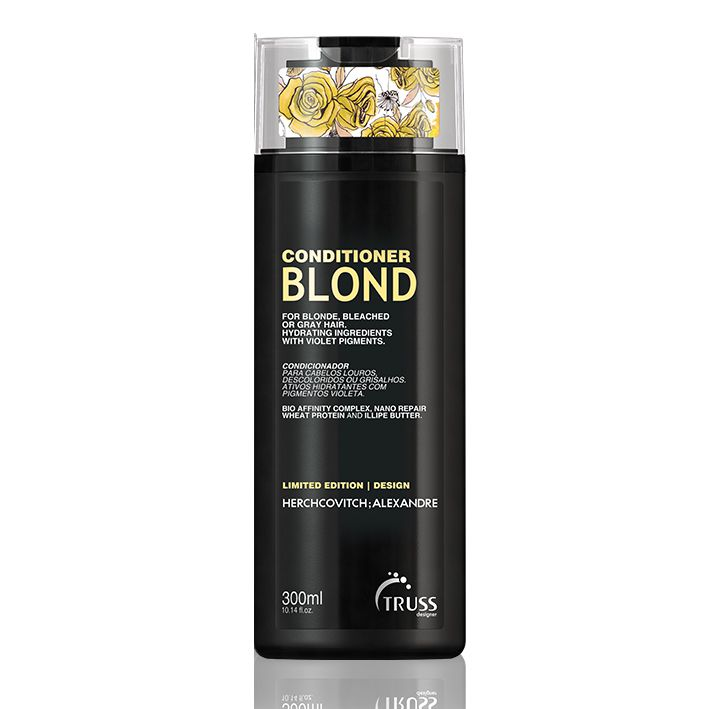 Truss Alexandre Herchcovitch Condicionador Blond 300ml