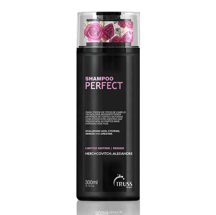 Truss Alexandre Herchcovitch Shampoo Perfect 300ml