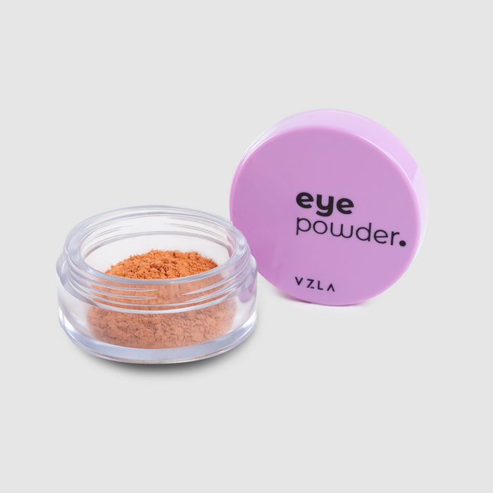 Vizzela Eye Powder cor 03 - Pó Solto Ideal para a área dos olhos 9g