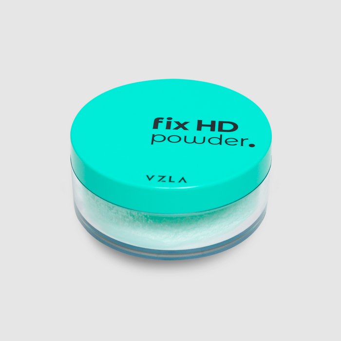Vizzela Fix HD Powder - Pó Solto Acabamento Matte 9g