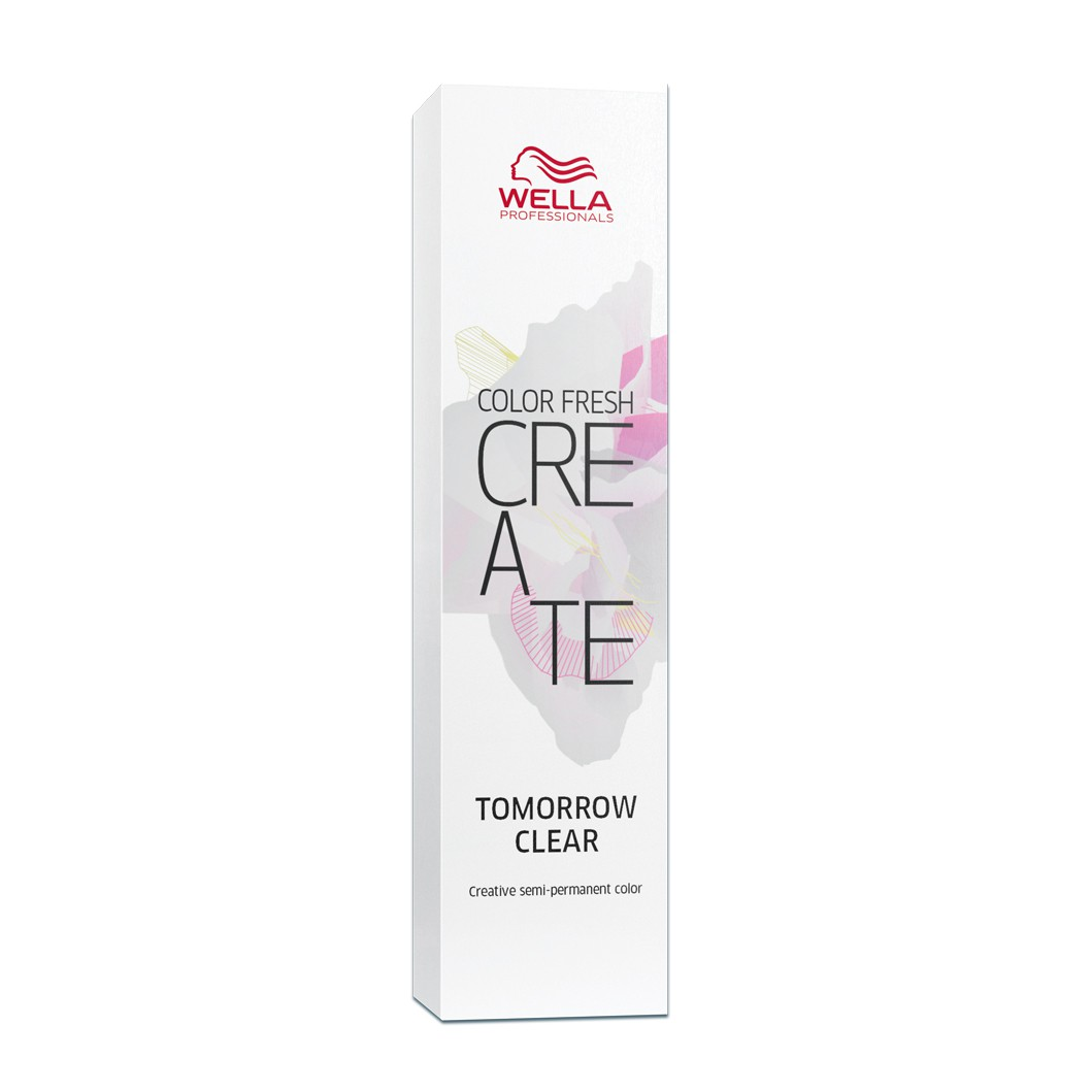 Wella Professionals - Color Fresh Create - Base para Coloração Cor Tomorrow Clear 60 ml