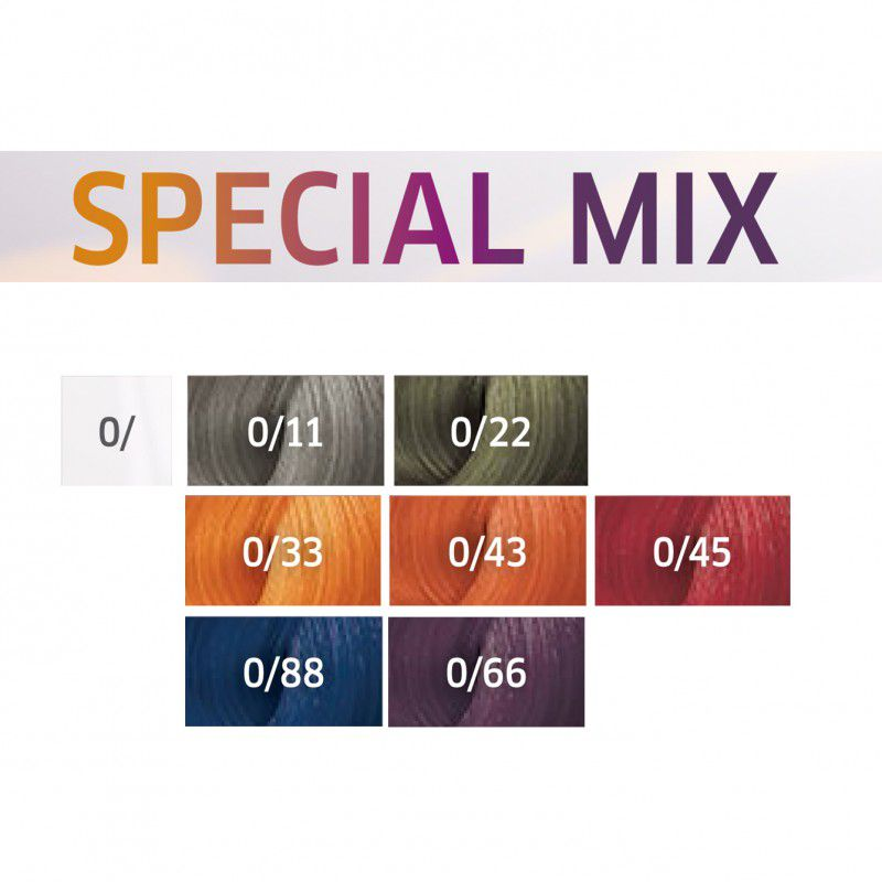 Wella Professionals Color Perfect Special Mix 0.45 Vermelho Acaju 60g