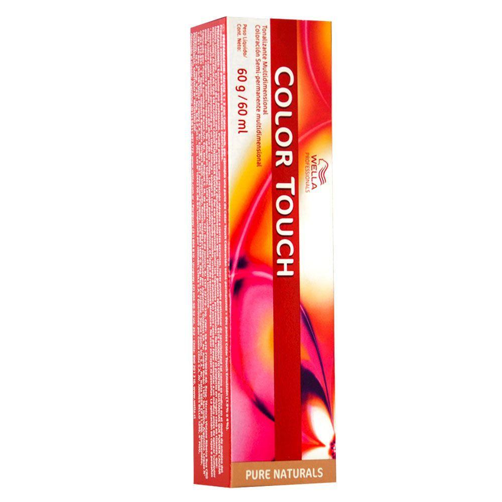 Wella Professionals Color Touch Pure Naturals 9.03 Louro Ultraclaro Natural Dourado 60g