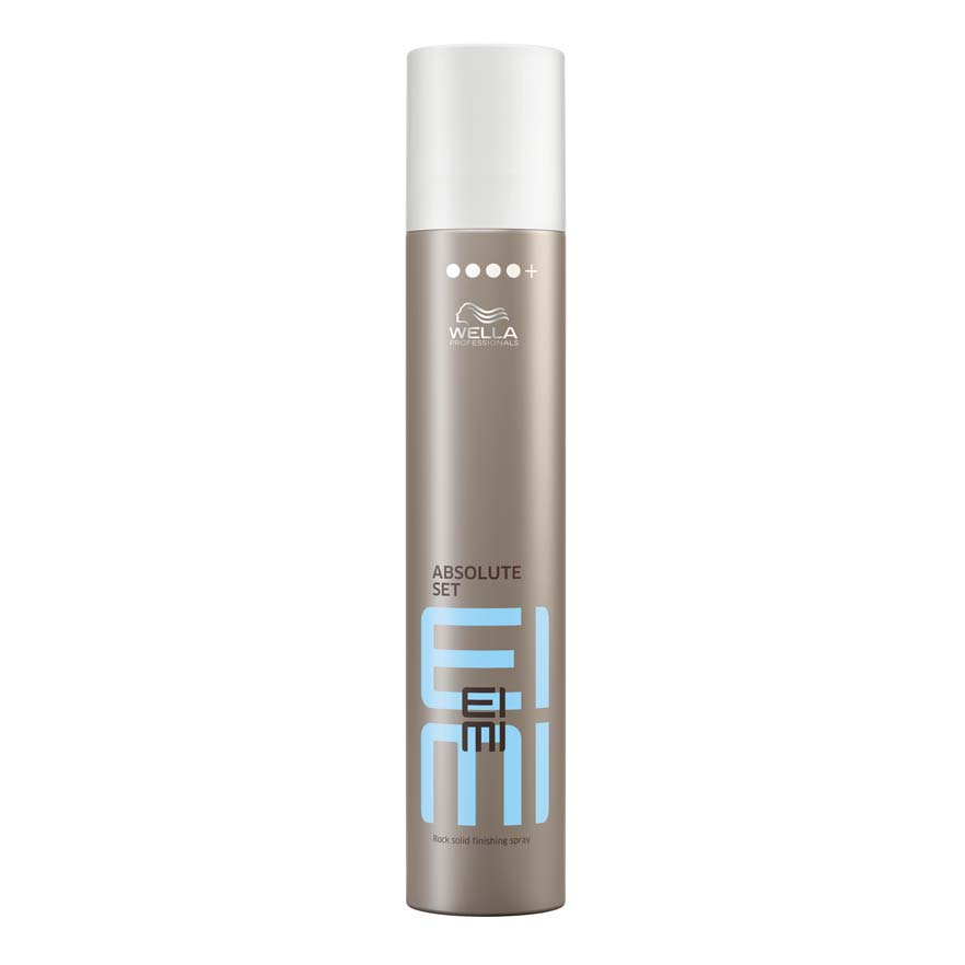 Wella Professionals EIMI Sprays de Fixação Absolute Set Spray de Finalização Ultra Forte 300ml