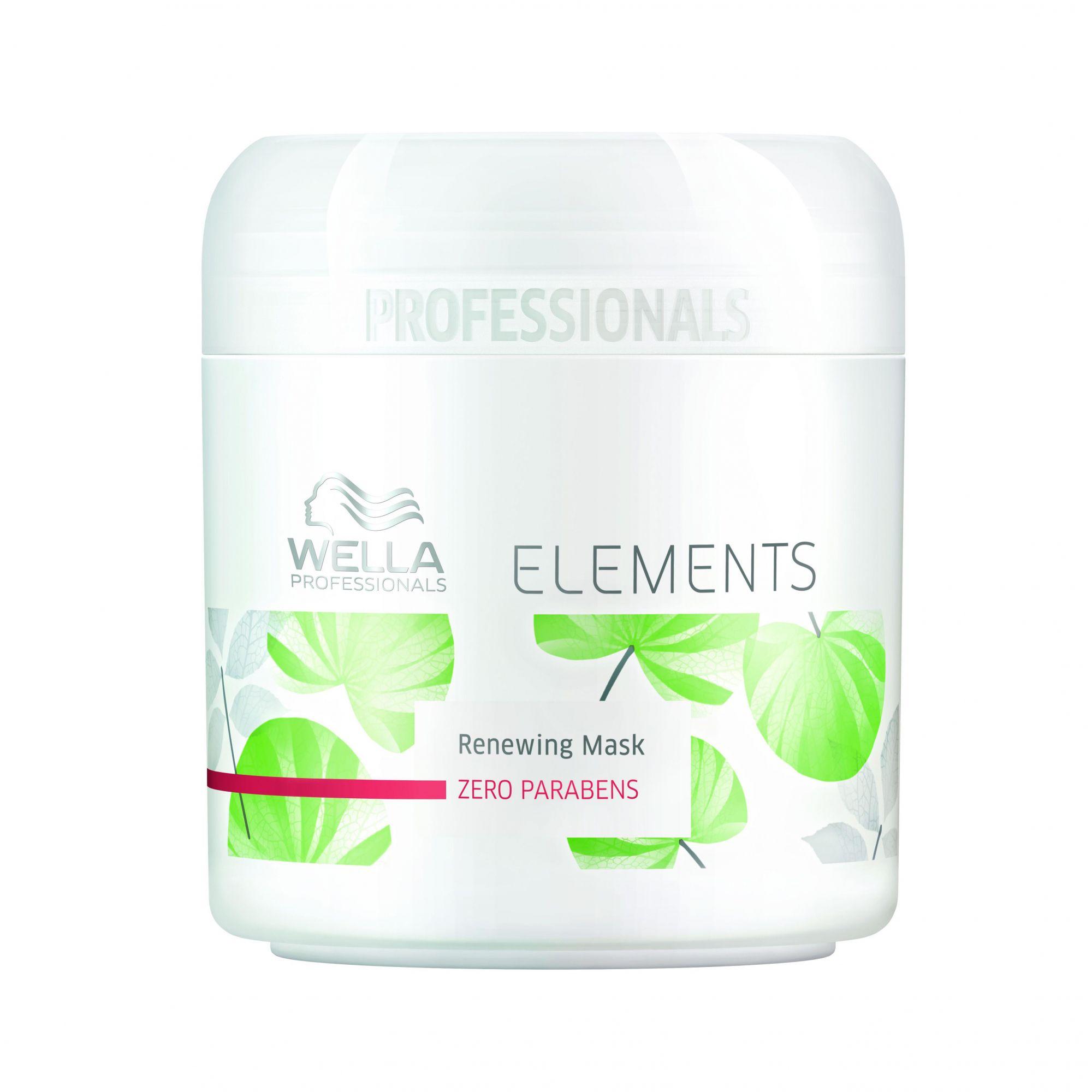 Wella Professionals Elements Máscara Renovadora 150ml