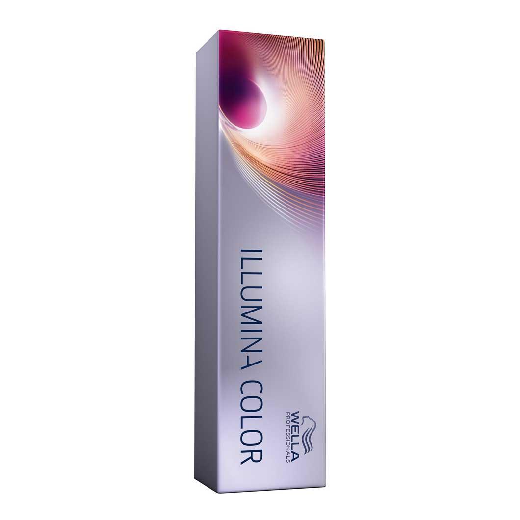 Wella Professionals Illumina Color 7.43 Louro Médio Vermelho Dourado 60g