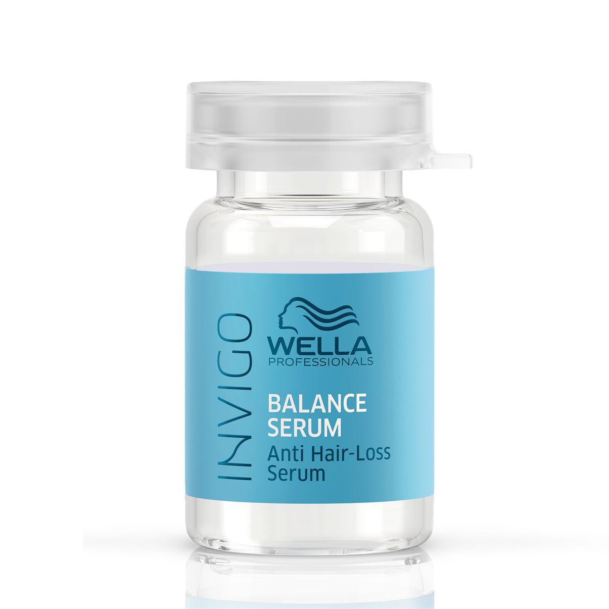 Wella Professionals Invigo Ampola Sérum Balance - Antiqueda  6ml