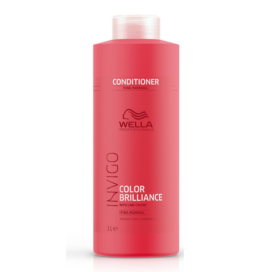 Wella Professionals Invigo Condicionador Color Brilliance  1000ml