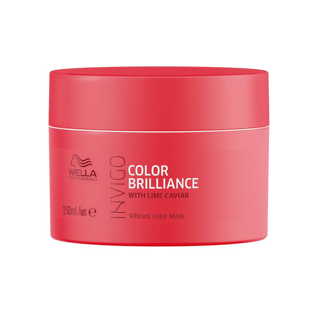 Wella Professionals Invigo Máscara Color Brilliance 150ml