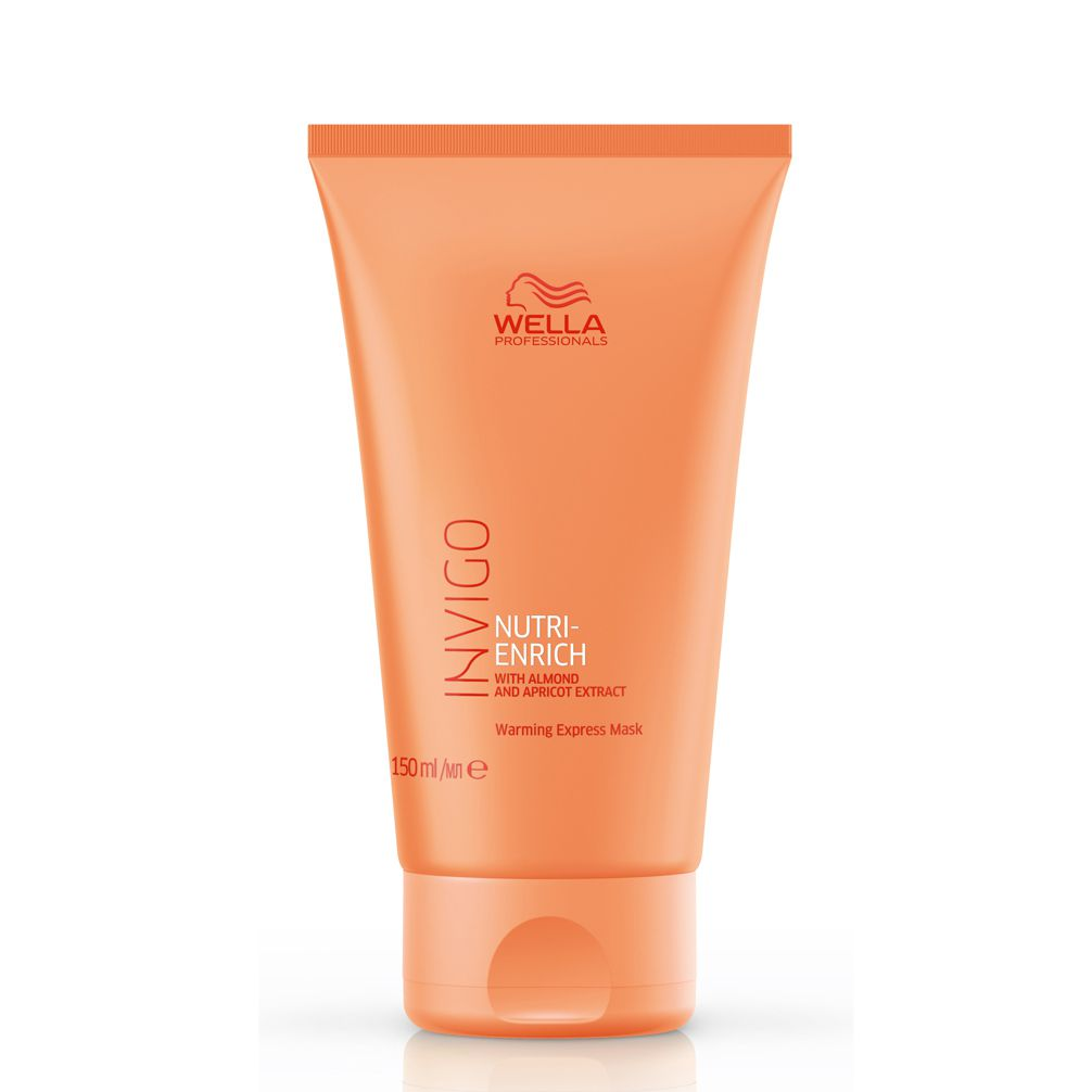 Wella Professionals Invigo Máscara Nutri Enrich Self Warm 150ml