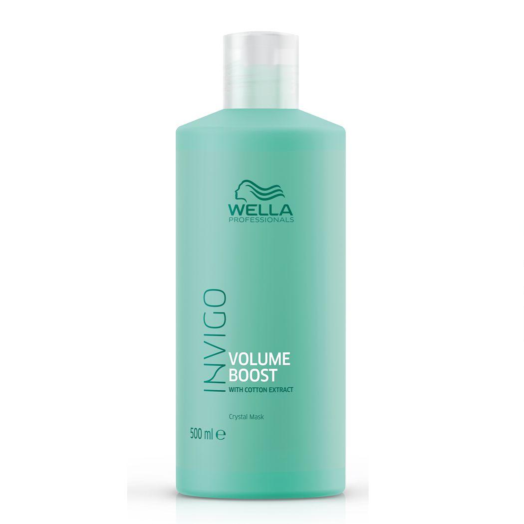 Wella Professionals Invigo Máscara Volume Boost Cristalina 500 ml