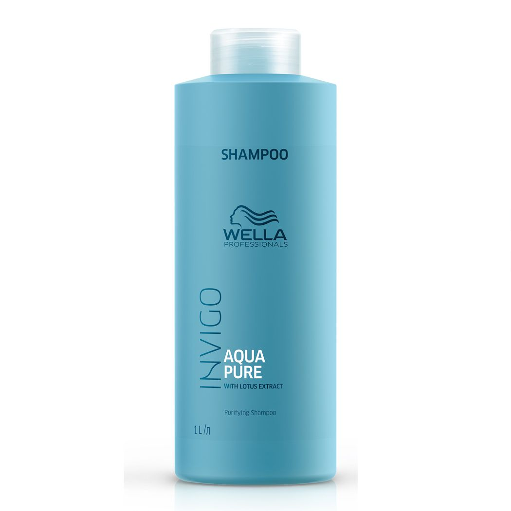 Wella Professionals Invigo Shampoo Balance 1000 ml