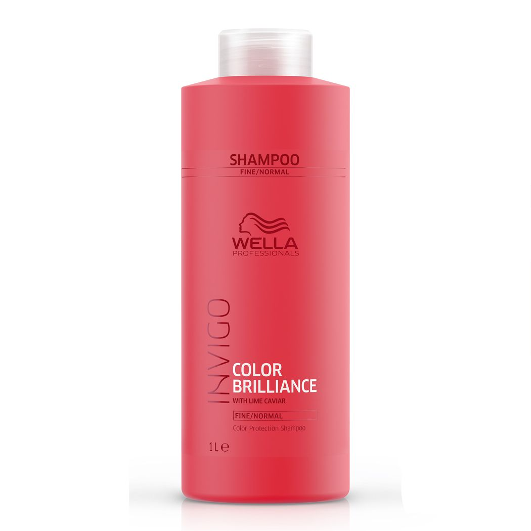 Wella Professionals Invigo Shampoo Color Brilliance 1000ml