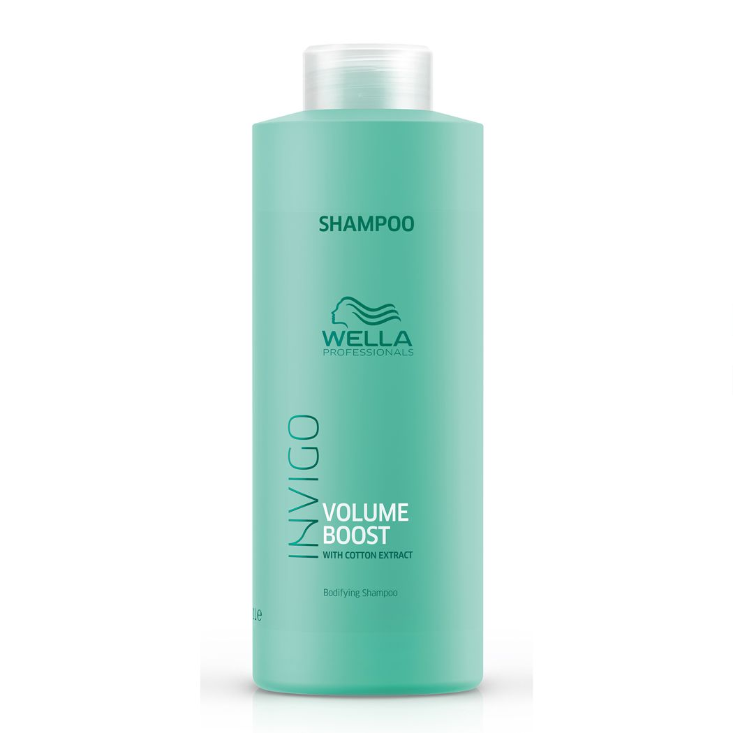 Wella Professionals Invigo Shampoo Volume Boost 1000ml