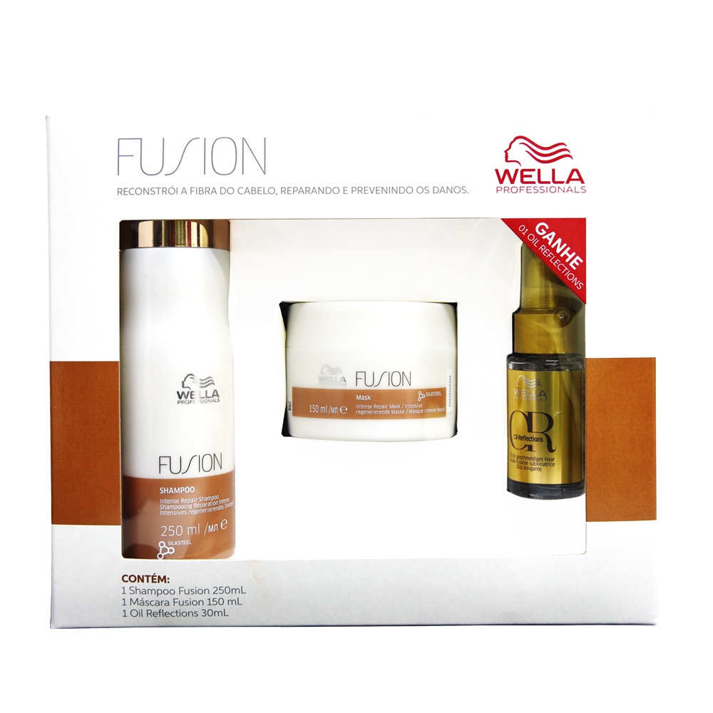 Wella Professionals Kit Box Fusion