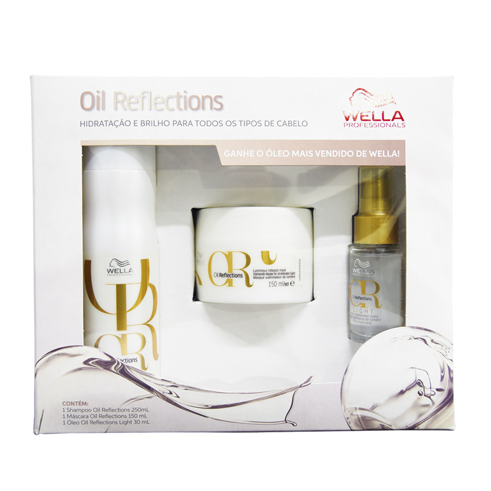 Wella Professionals Kit Box Oil Reflections