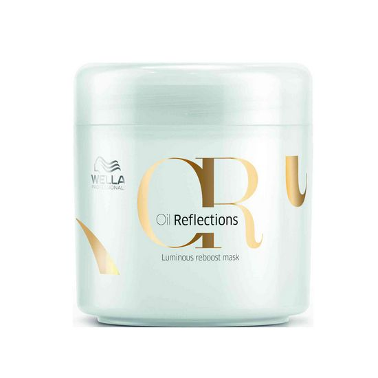 Wella Professionals New Oil Reflections Máscara Potenciadora de Luminosidade 150ml