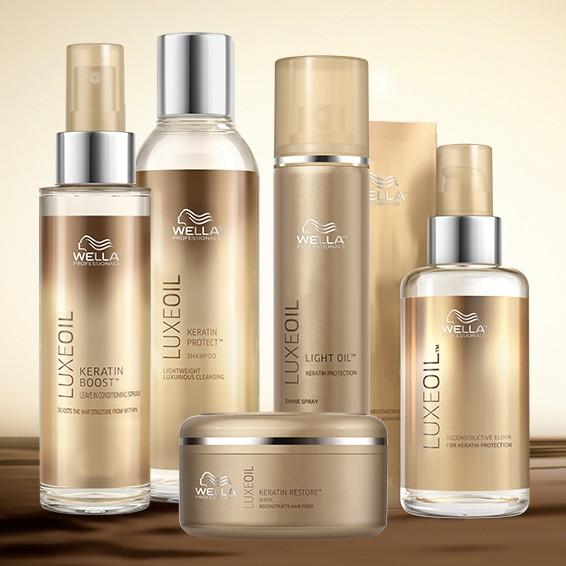 Wella Shampoo Sp Luxe Oil 200ml