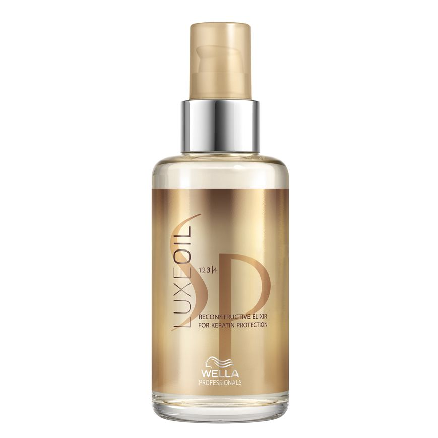 Wella Professionals SP Luxe Oil Collection Elixir Reconstrutor 100ml