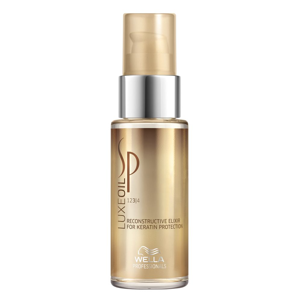 Wella Professionals SP Luxe Oil Collection Elixir Reconstrutor 30ml