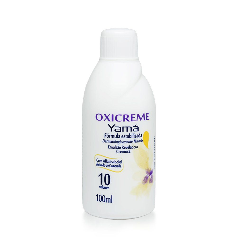 Yama Agua Oxigenada Oxicreme 10Vol - 100ml
