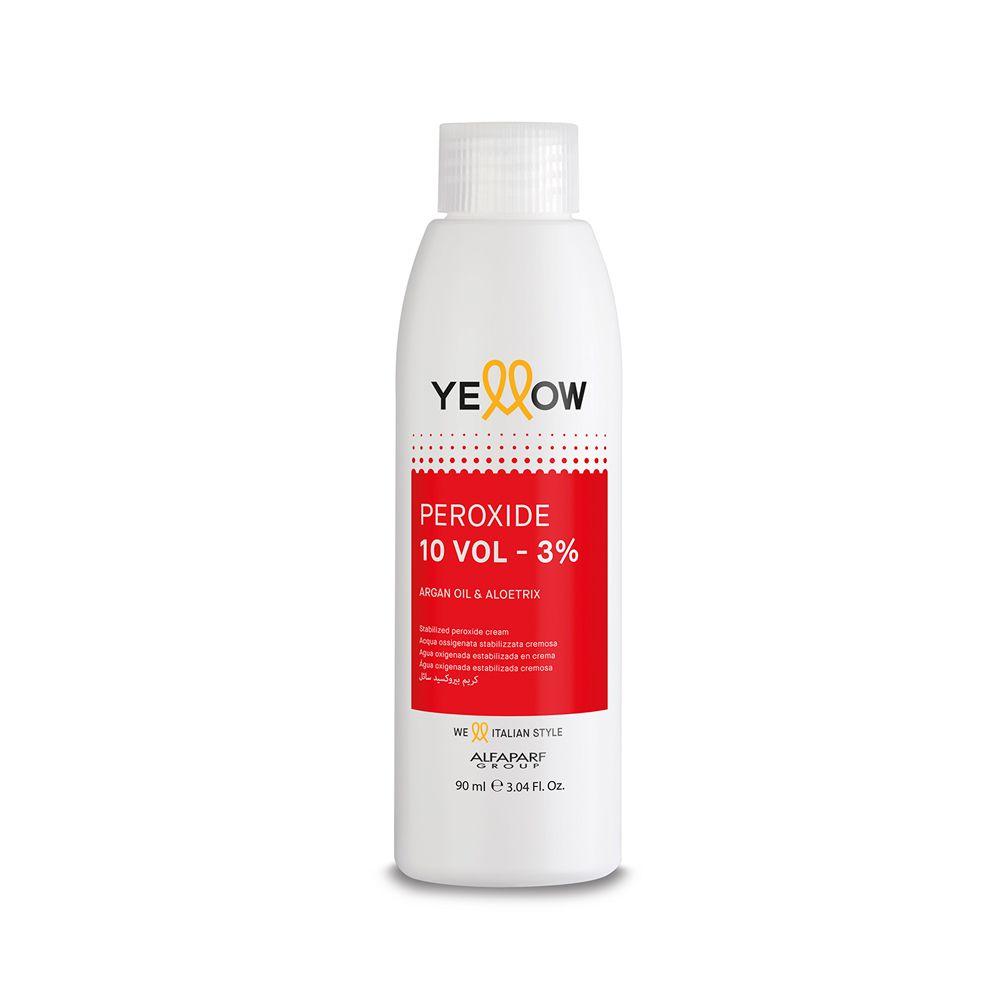 Yellow Color Água Oxigenada 10vol 3% - 90ml