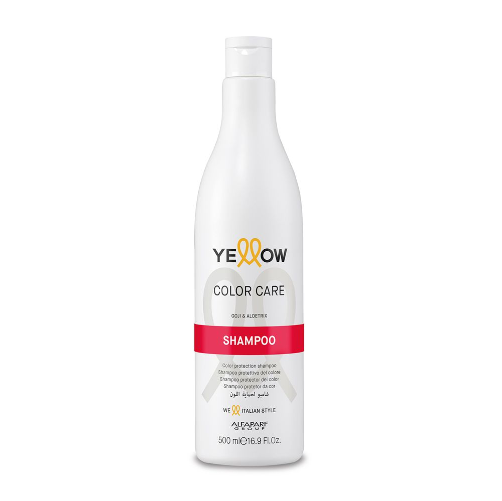 Yellow Care Shampoo Protetor da Cor - 500ml