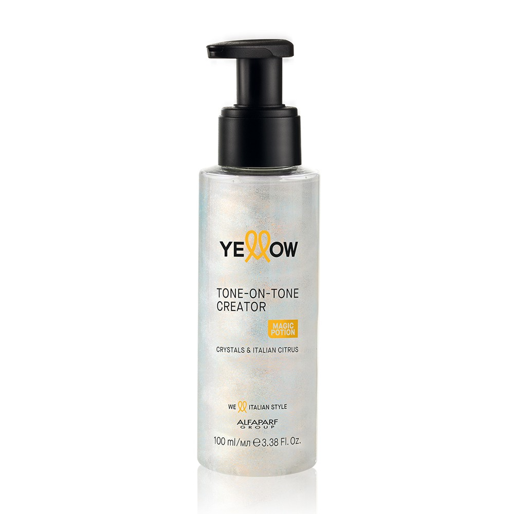Yellow Color Tone On Tone Creator Aditivo para Coloração - 100ml