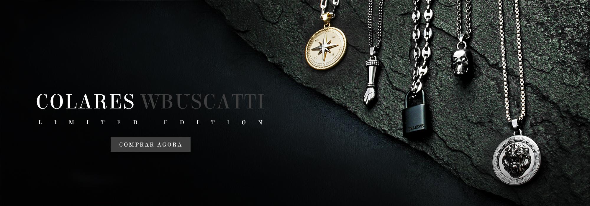 Colares de Luxo W.Buscatti
