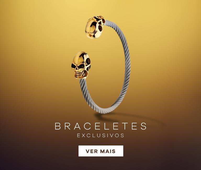 braceletes exclusivos