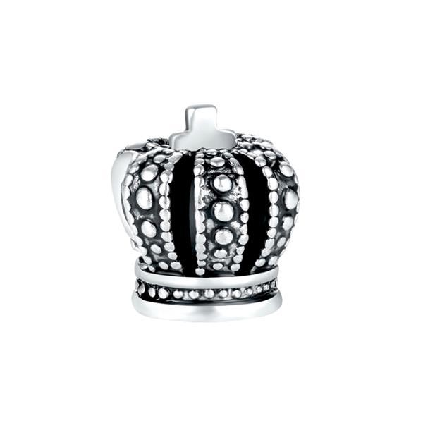 Berloque Charm Pandora Inspired Coroa
