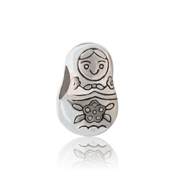Berloque Charm Pandora Inspired Matrioska